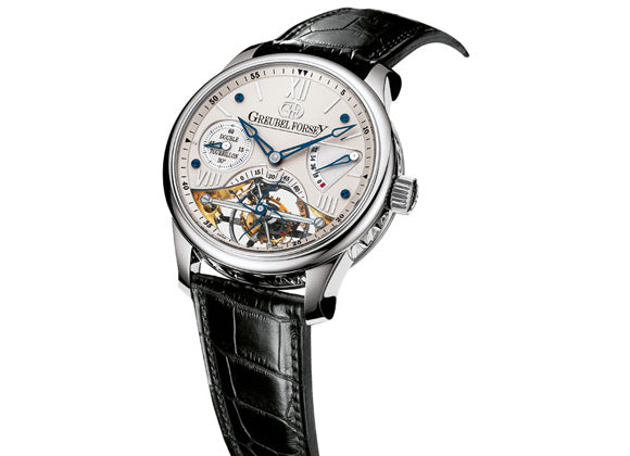 Greubel Forsey Double Tourbillon 30 ° Vision - Crystal group