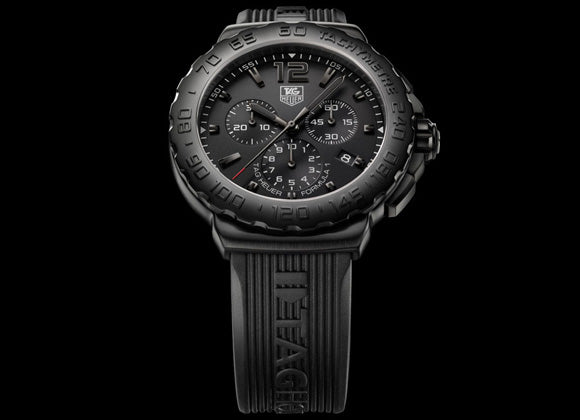 TAG Heuer Formula 1 Chronograph - Crystal group