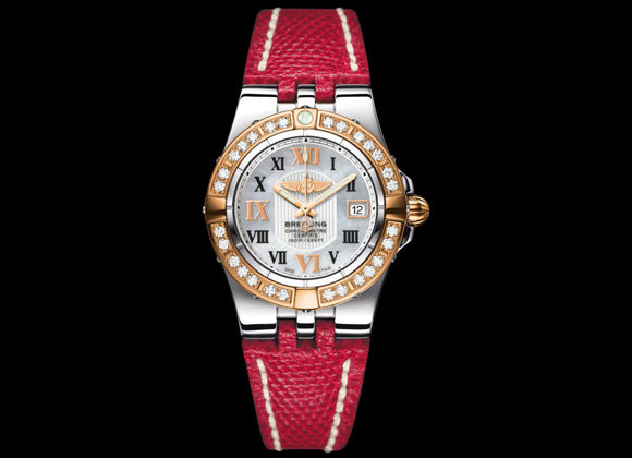 Breitling Galactic 30 - Crystal group