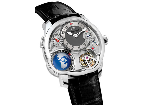 Greubel Forsey GMT - Crystal group
