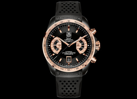 TAG Heuer Grand Carrera Calibre 17 RS - Crystal group