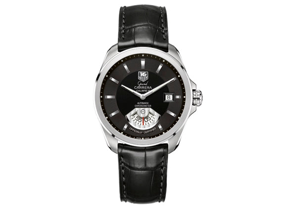 Watch Grand Carrera Calibre 6 RS Automatic Watch 40,2 mm Steel