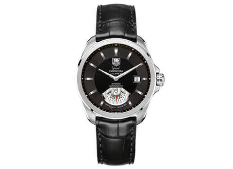Украденные часы Watch Grand Carrera Calibre 6 RS Automatic Watch 40,2 mm Steel - Crystal group
