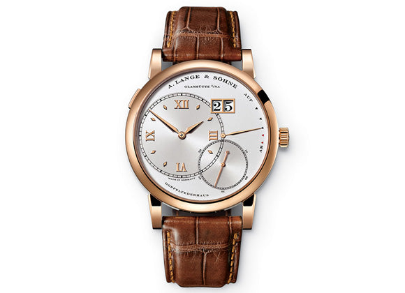 A.Lange & Söhne Grand Lange 1 - Crystal group