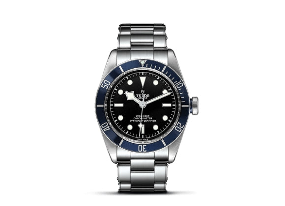 Tudor Часы Heritage Black Bay