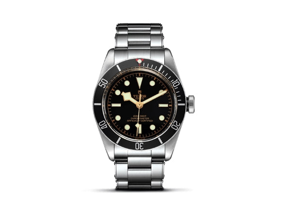 Tudor Heritage Black Bay - Crystal group