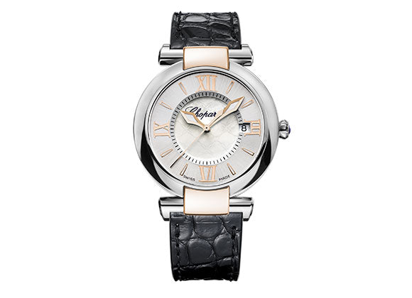 Chopard watches Imperiale Two-Tone 36 mm - Crystal group