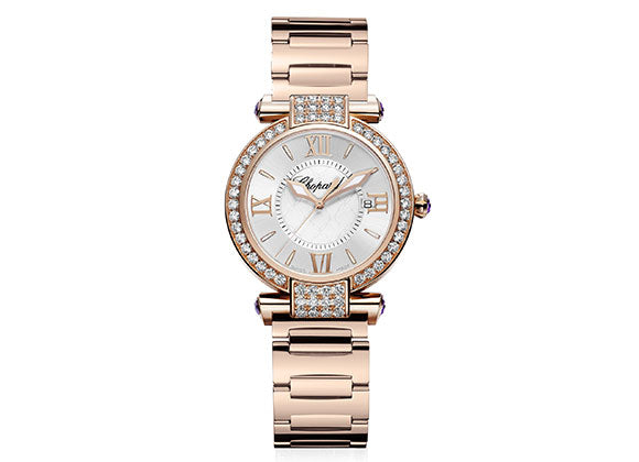 Chopard watches Imperiale Gold 28 mm - Crystal group