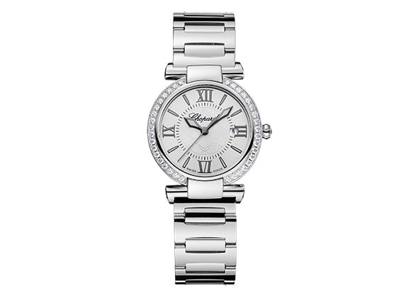 Chopard watches Imperiale Steel 28 mm