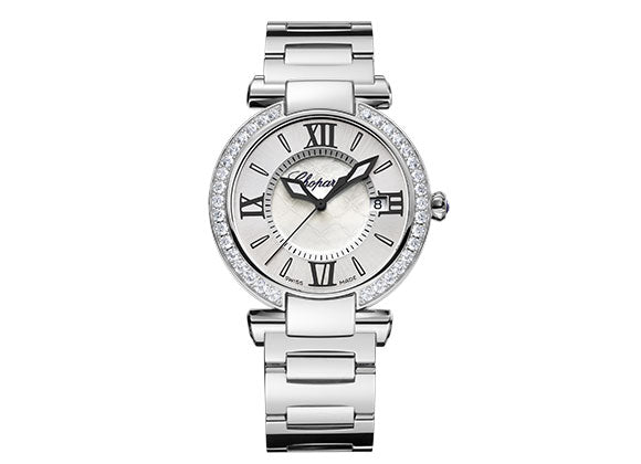 Chopard watches Imperiale Steel 36 mm - Crystal group