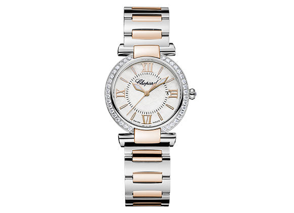 Chopard watches Imperiale Two-Tone 28 mm - Crystal group