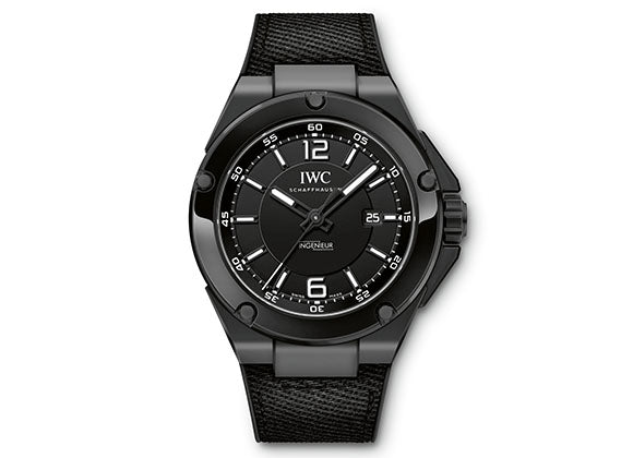 IWC Ingenieur Automatic Amg Black Series Ceramic - Crystal group
