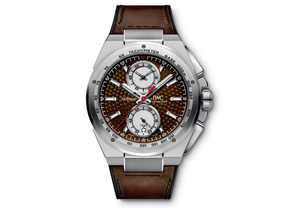 IWC Ingenieur Chronograph Ed. Silver Arrow - Crystal group