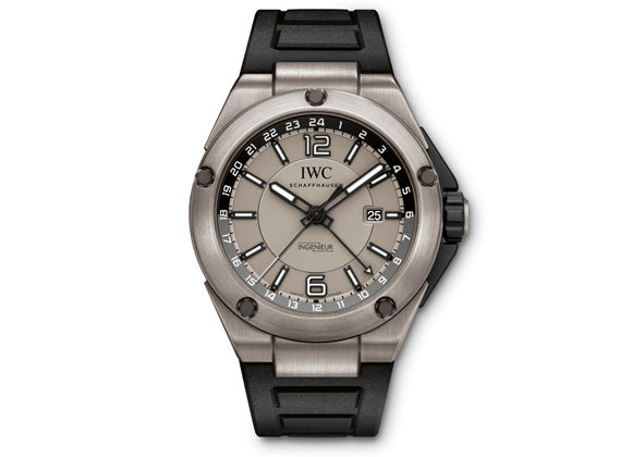 IWC Ingenieur Dual Time Titanium - Crystal group
