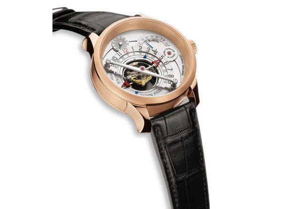 Greubel Forsey Invention Piece 1 - Crystal group