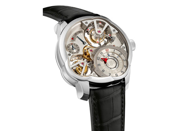 Greubel Forsey Invention Piece 2 - Crystal group