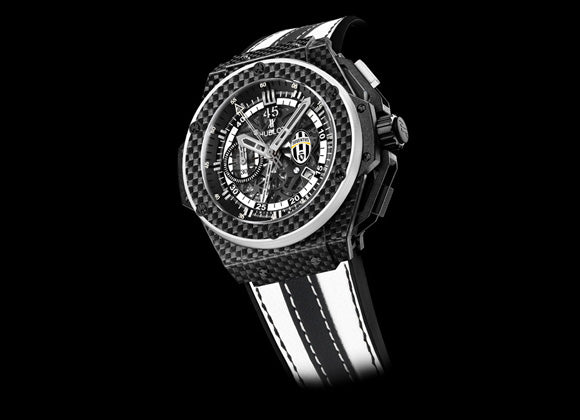 Hublot King Power 48 mm Juventus Turin - Crystal group