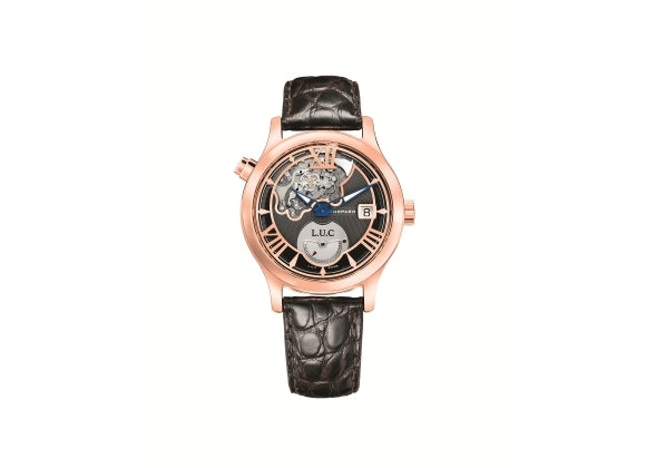 Chopard watches L.U.C Tech Strike One - Crystal group