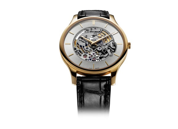 Chopard watches L.U.C XP Skeletec - Crystal group