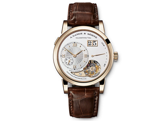"A.Lange & Söhne Lange 1 Tourbillon ""Homage to F. A. Lange"" - Crystal group"