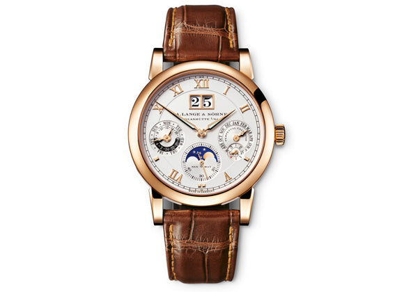 A.Lange & Söhne Langematik Perpetual Rose Gold - Crystal group