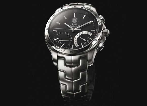 TAG Heuer Link Calibre S - Crystal group