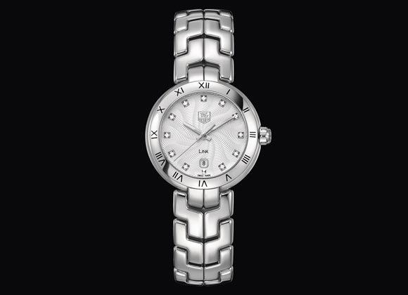 TAG Heuer Link Lady - Crystal group