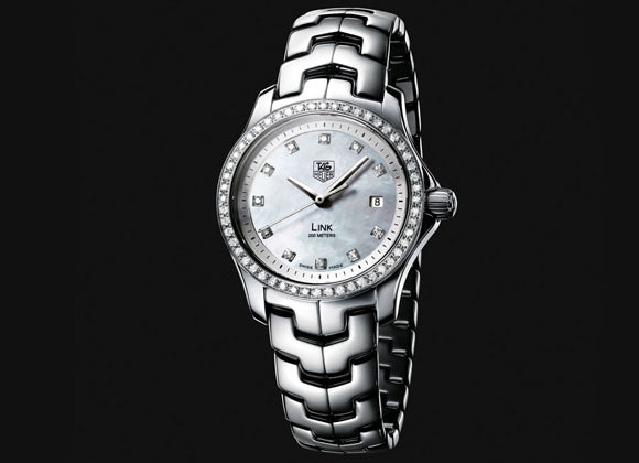 TAG Heuer Link - Crystal group