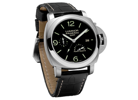Panerai Luminor 1950 3 Days GMT Power Reserve Automatic - Crystal group