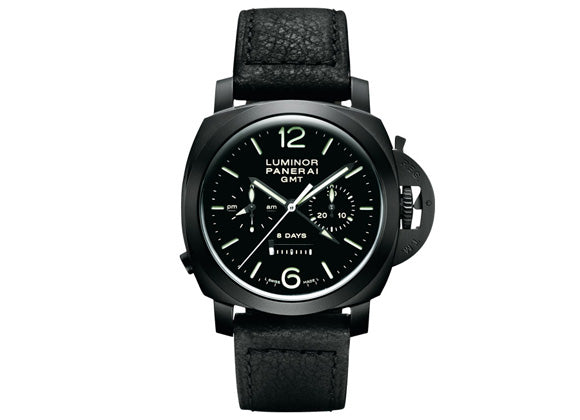 Panerai Luminor 1950 Chrono Monopulsante 8 Days GMT Ceramica