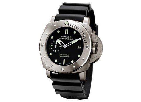 Panerai Luminor Submersible 1950 3 Days Automatic Titanio - Crystal group