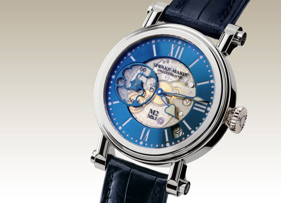 "Peter Speake Marin Marin-2 ""Thalassa"" - Crystal group"