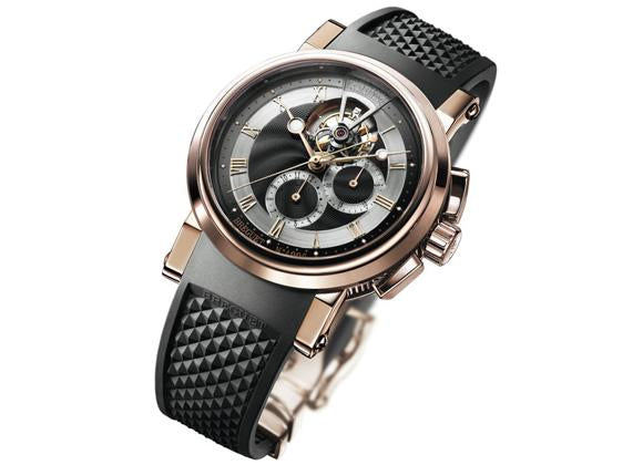 Breguet Marine Chrono 5827BR - Crystal group