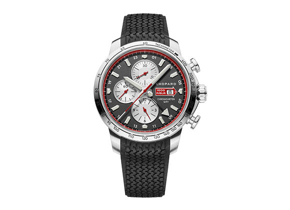 Chopard watches Mille Miglia 2013 - Crystal group