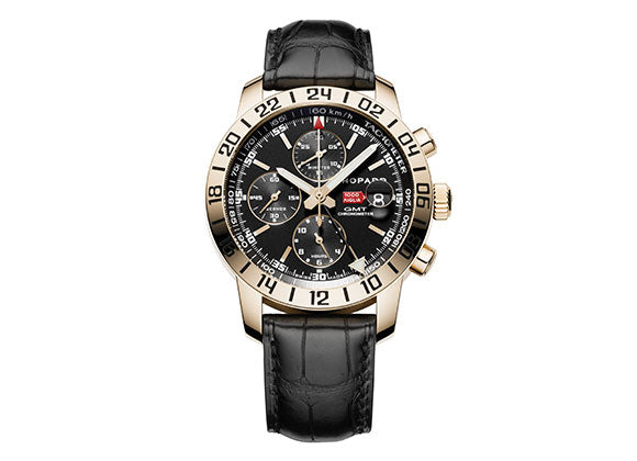Chopard watches Mille Miglia GMT Chrono - Crystal group