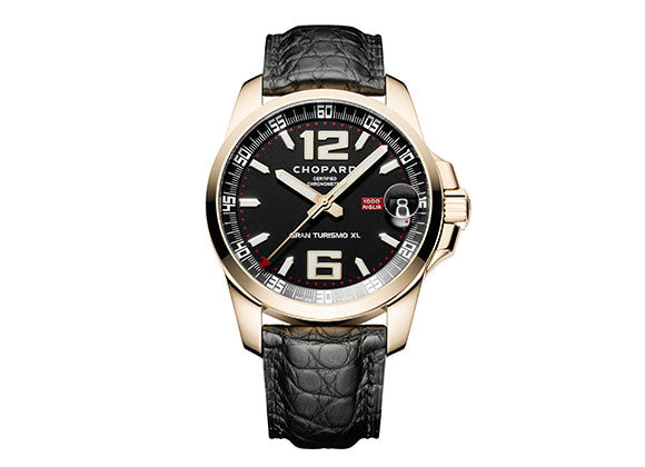 Chopard watches Mille Miglia Gran Turismo XL - Crystal group