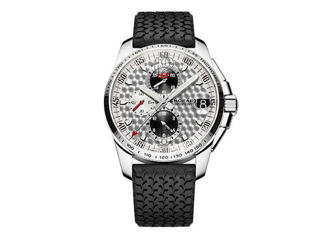 Chopard watches Mille Miglia GT XL Chrono 2010 - Crystal group