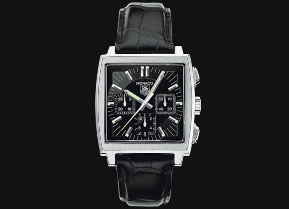 TAG Heuer Monaco Calibre 17 - Crystal group