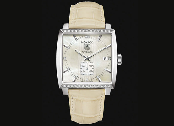 TAG Heuer Monaco Calibre 6 - Crystal group