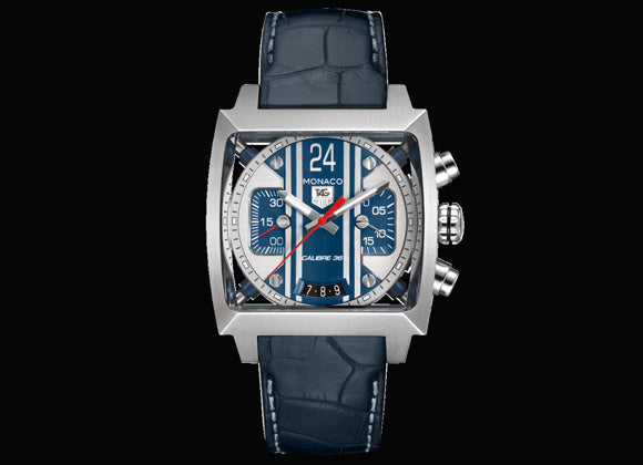 TAG Heuer Monaco Twenty Four McQueen - Crystal group