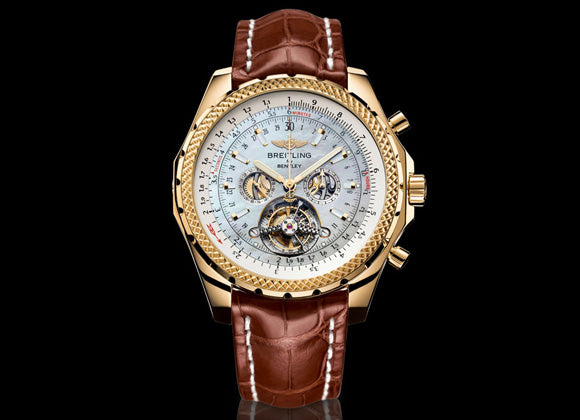 Breitling for Bentley Mulliner Tourbillon - Crystal group
