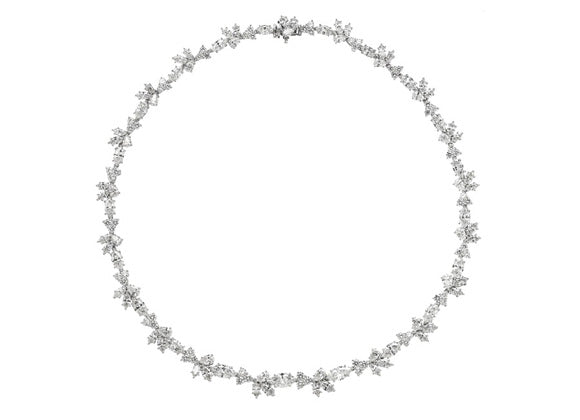 Harry Winston Winston Cluster - Crystal group