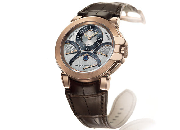 Harry Winston watches Ocean Chronograph - Crystal group