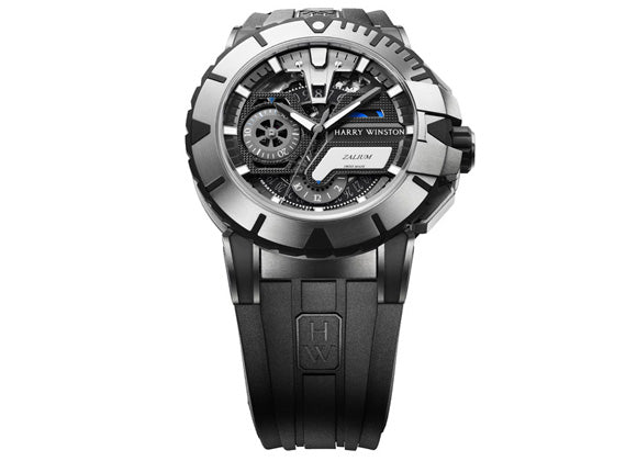 Harry Winston watches Ocean Sport Chronograph - Crystal group