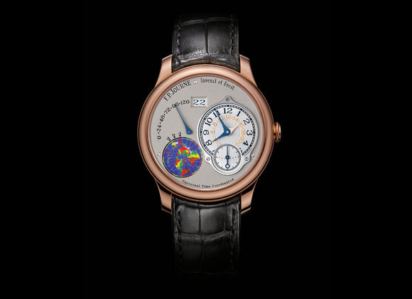 F.P. Journe Octa UTC - Crystal group