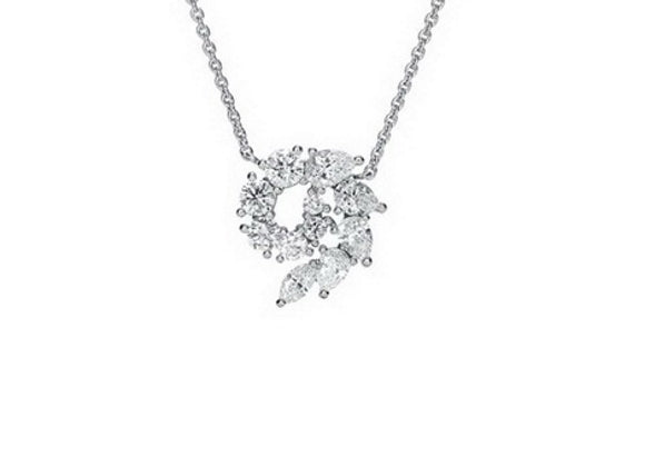 Harry Winston Garland - Crystal group