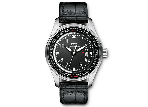 IWC Pilot's Watch Worldtimer - Crystal group