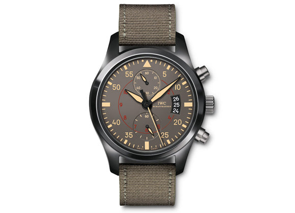 IWC Pilot's Watch Chronograph TOP GUN Miramar - Crystal group
