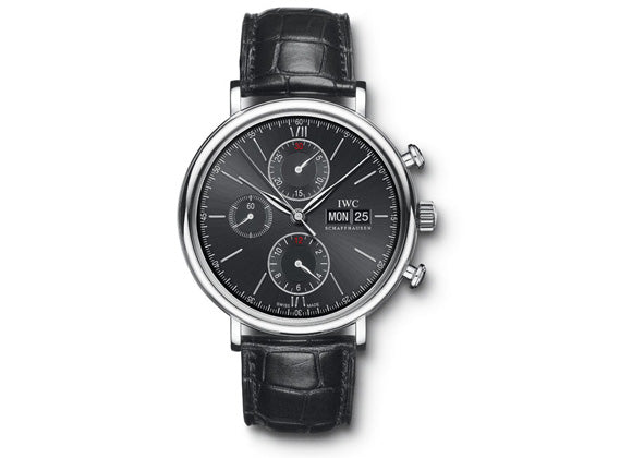 IWC Portofino Chronograph - Crystal group