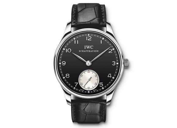 IWC Portuguese Hand-Wound - Crystal group